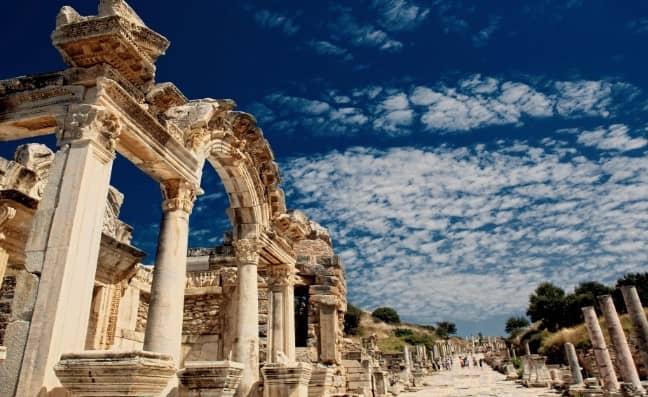 Эфес и Памуккале