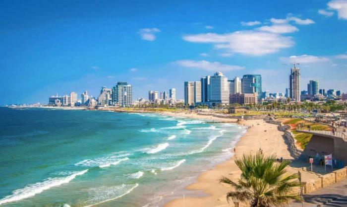 Израиль в июне