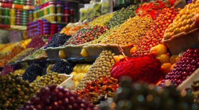 Марокко пищевые рынки